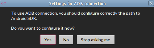 adb connection