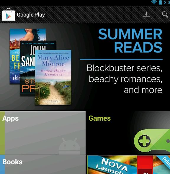 google play android emulator