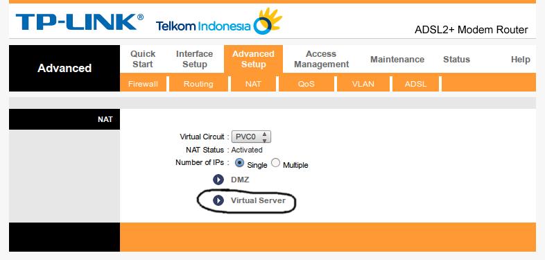 virtualserver speedy