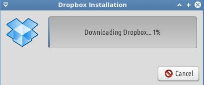 dropbox daemon