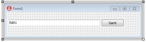 delphi ganti judul form