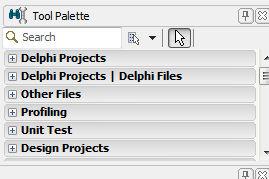 tool palette