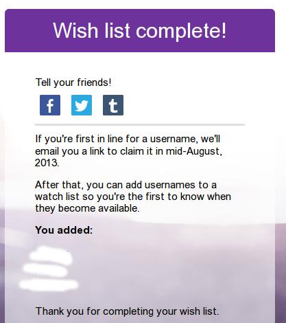 Request Email tidak Aktif Yahoo
