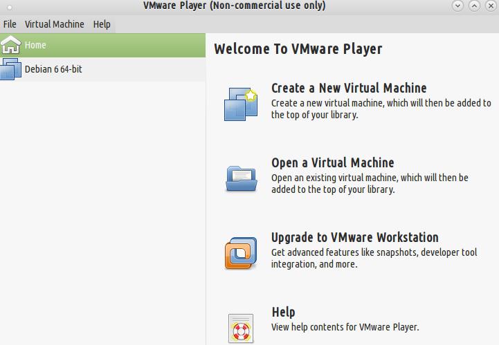Instalasi VMware Player 5.0.x di Fedora 19
