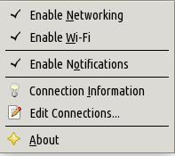 Login Ke Jaringan WiFi Manual