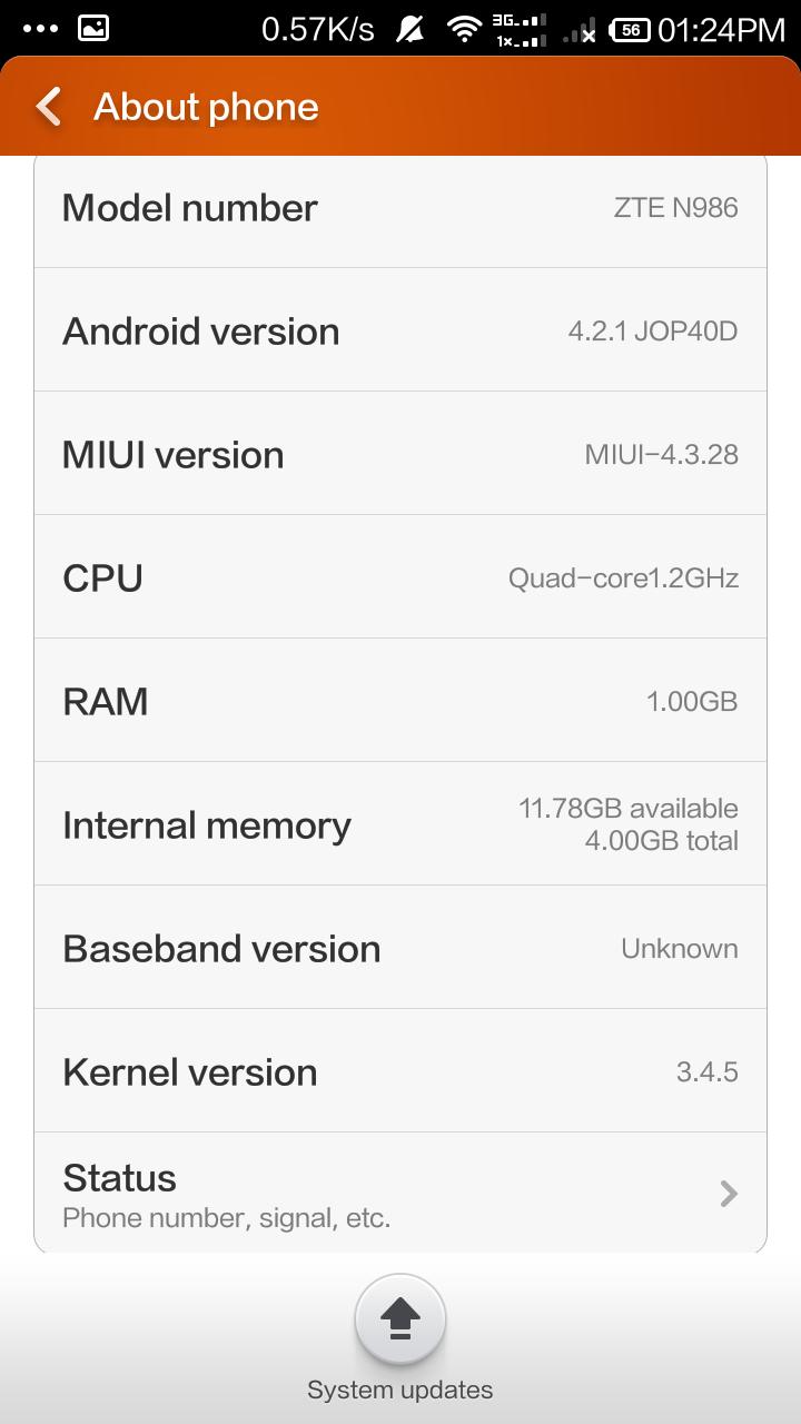 Langkah-Langkah Instalasi MIUI ROM di Andromax V
