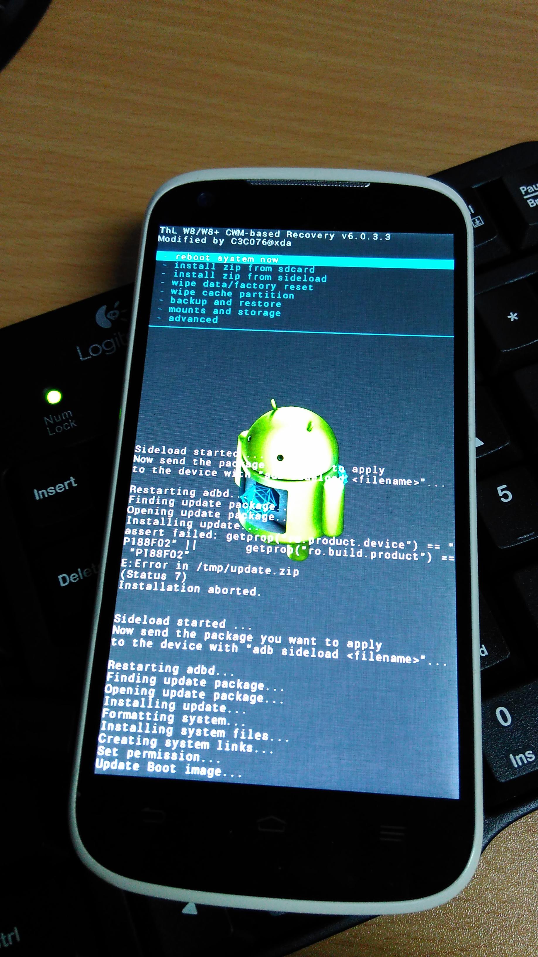 Install MIUI v5 (4 8 29) di Andromax V/ ZTE N986 « Jaranguda com