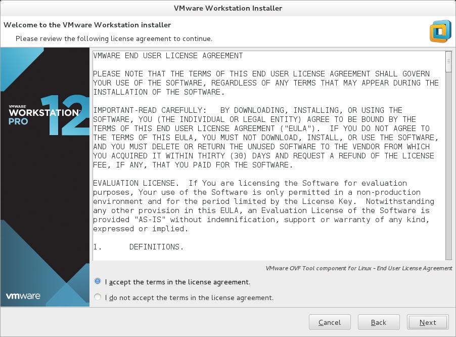 VMware OVF tool