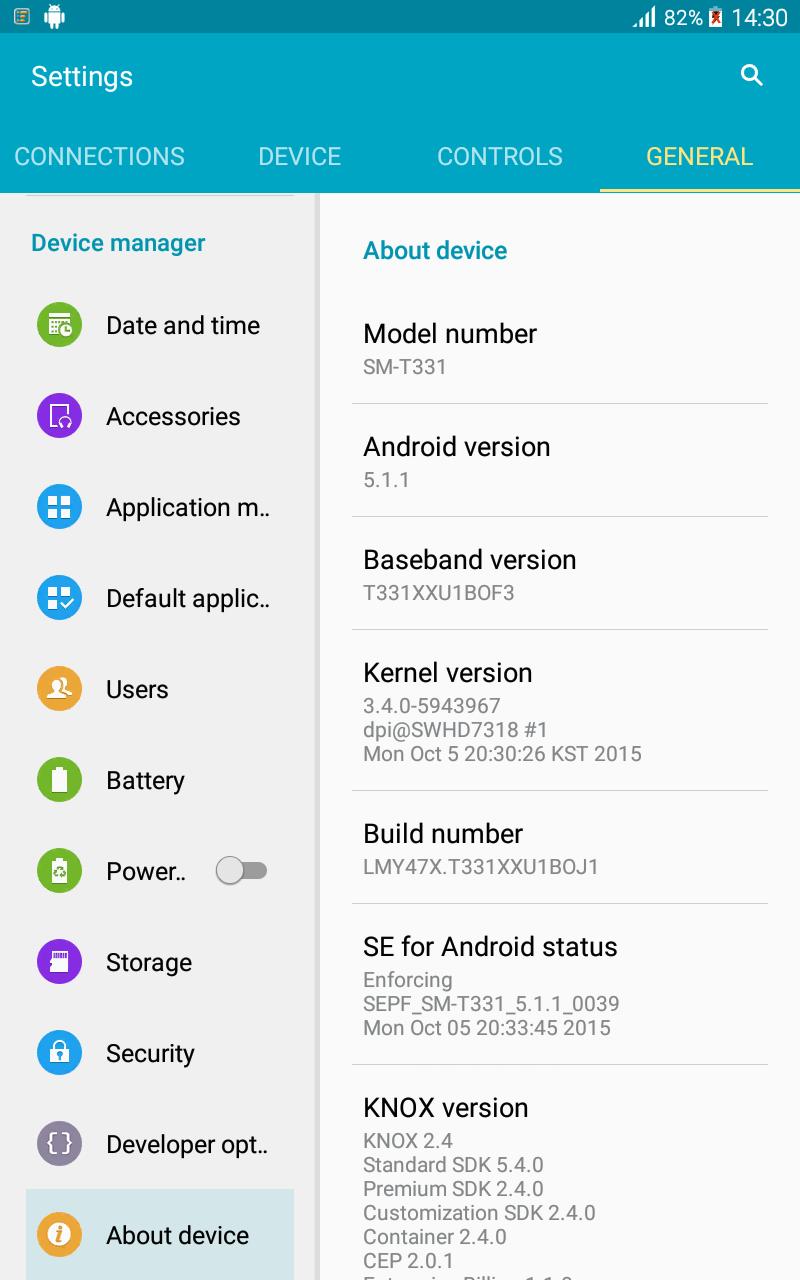 Upgrade Samsung Tab 4 SM-T331 ke Lollipop 5 1 1 « Jaranguda