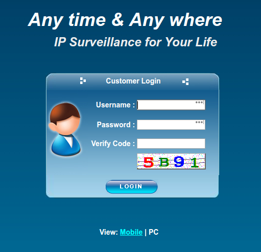 IP Surveillance for Your Life