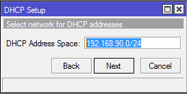 dhcp ip range