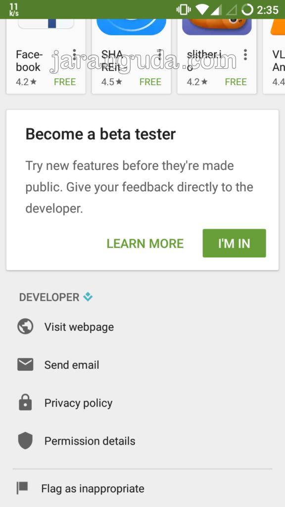 WhatsApp Beta Join