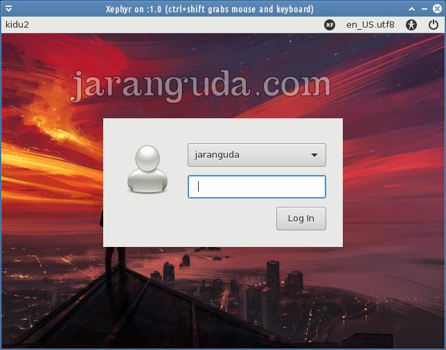 Fedora LightDM