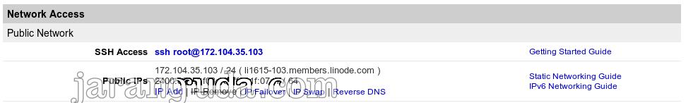 ipv6 default gateway