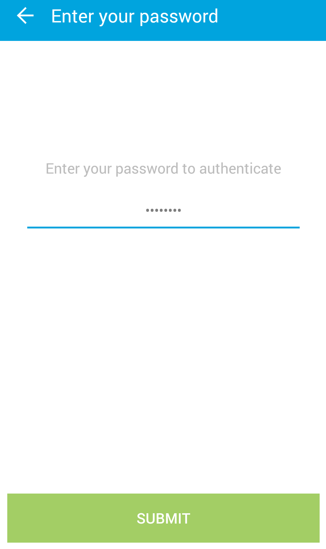 password akun jenius