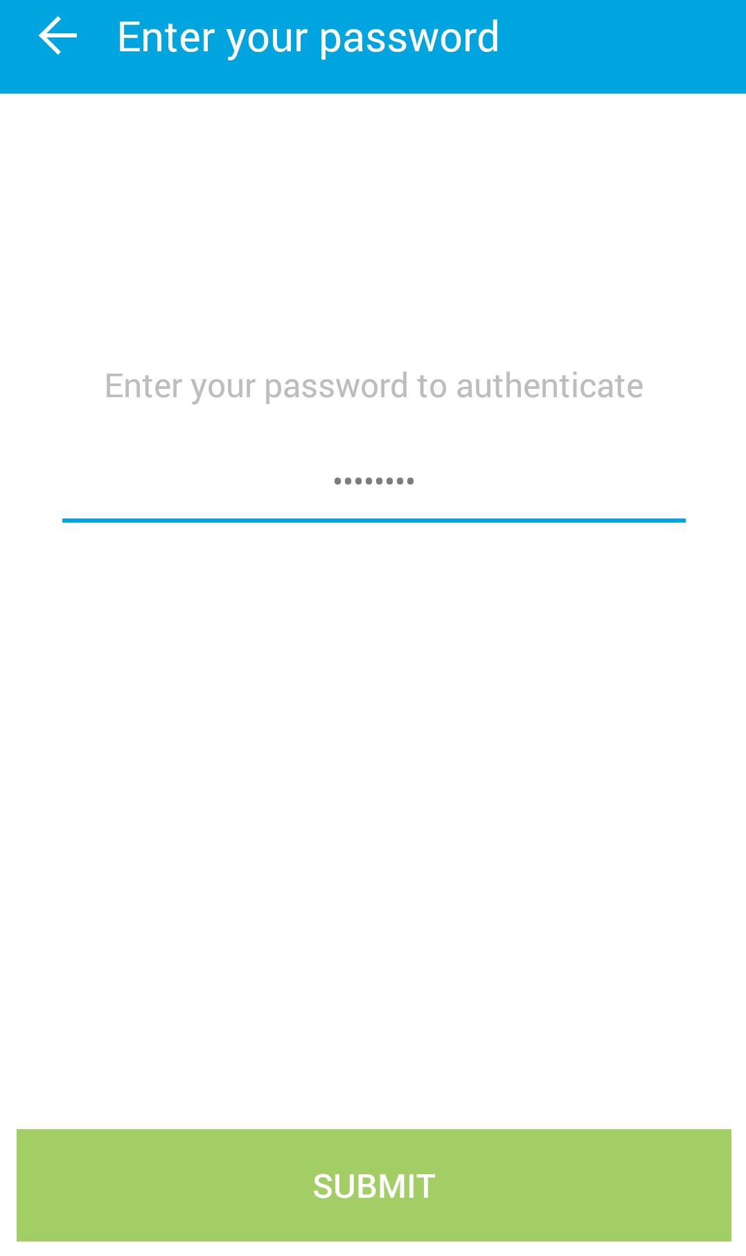 password akun jenius
