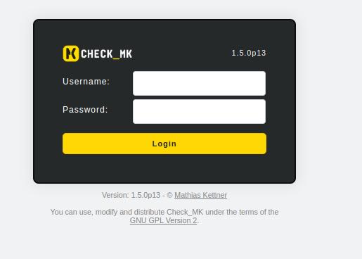 halaman login check_mk debian 9
