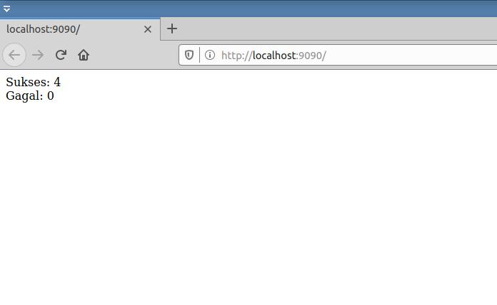 sukses import file excel dengan php