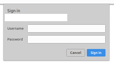 diproteksi dengan password