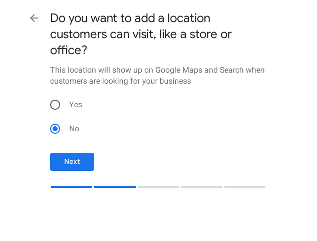 lokasi fisik google my business
