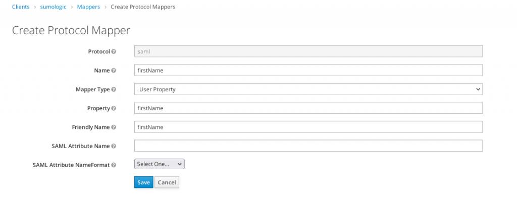 keycloak client mapper